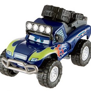 Disney Pixar Cars RS 500 Diecast Blue Grit