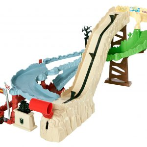 Disney Pixar Cars RS 500 Off-Road Rally Race Trackset
