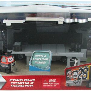 Disney Pixar Cars Team Nitroade Hauler