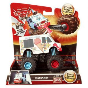 Disney Pixar Cars Toon I-Screamer Monster Truck
