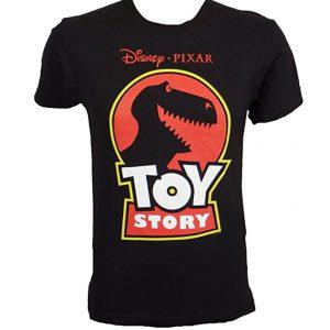 Disney Pixar Toy Story Jurassic Rex T-Shirt Movie Character