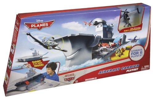 Disney Planes Aircraft Carrier Playset