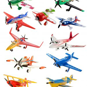 Disney Planes Diecast Plane Collection, 11-Pack