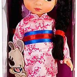 Disney Princess Animators Collection 16 Inch Doll Figure Mulan