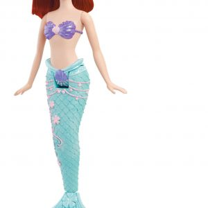 Disney Princess Bath Beauty Ariel Doll - 2012