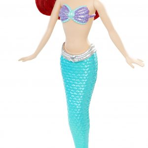 Disney Princess Bath Beauty Ariel Doll