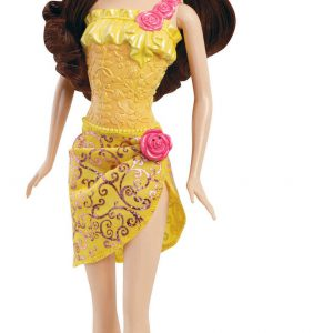 Disney Princess Bath Beauty Belle Doll - 2012