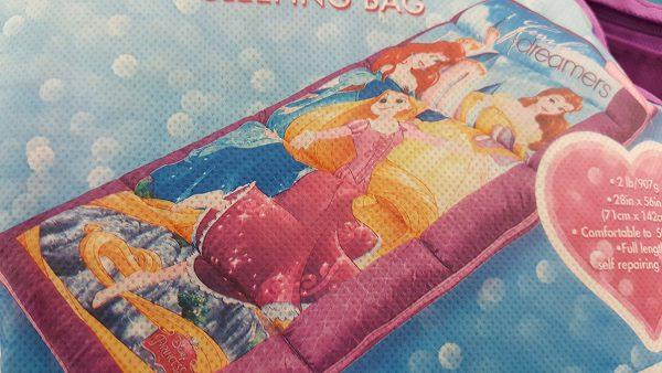 Disney Princess Camping Sleeping Bag