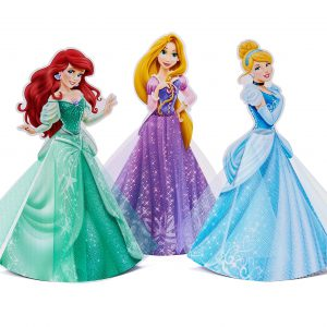 Disney Princess Centerpieces, Party Supplies