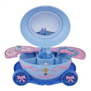 Disney Princess - Cinderella Deluxe Jewelry Box