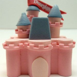 Disney Princess Cinderella Disneyland Castle Antenna Topper