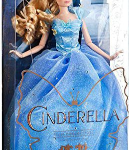 "Disney Princess Cinderella Film Collection Cinderella 11"" Doll [Live Action Version]"