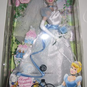 Disney Princess Cinderella Porcelain [Doll Royal] Wedding Collection