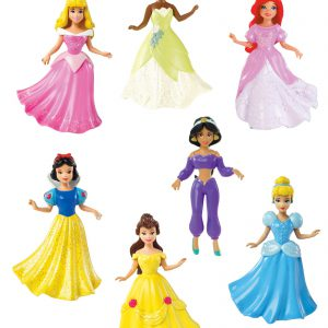 Disney Princess Collection 7-Doll Gift Set