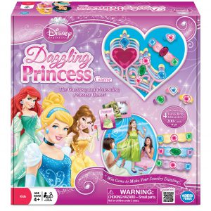 Disney Princess Dazzling Princess Game