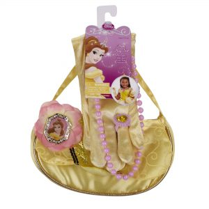 Disney Princess Deluxe Purse Set Belle
