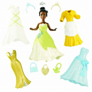 Disney Princess Favorite Moment Fashion Play Tiana Doll