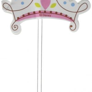 Disney Princess Fun Pix Crown Cupcake Picks