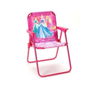 Disney Princess Indoor Outdoor Folding Patio Chair