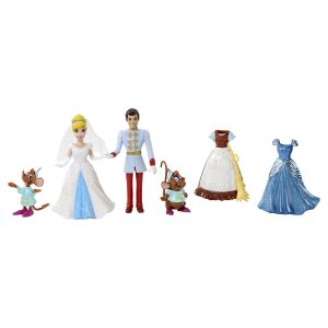 Disney Princess Little Kingdom Cinderella's Total Fairytale Gift Set