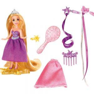 Disney Princess Little Kingdom Hairplay Rapunzel Doll