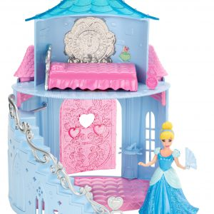 Disney Princess Little Kingdom MagiClip Cinderella Playset