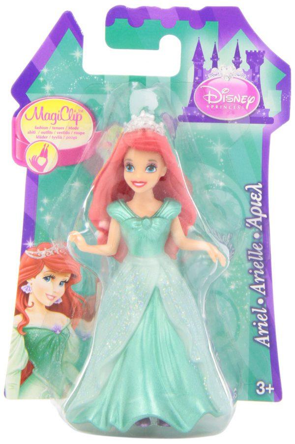 Disney Princess Little Kingdom MagiClip Fashion Ariel Doll
