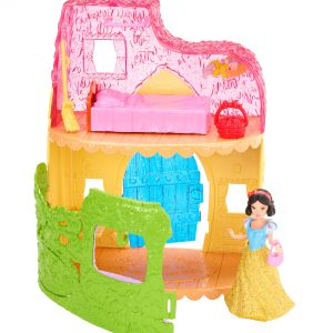 Disney Princess Little Kingdom MagiClip Snow White Playset