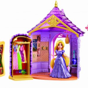 Disney Princess Little Kingdom Magiclip Room Playset Assortment