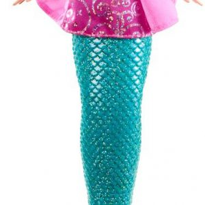 Disney Princess Mermaid-to-Princess Ariel Doll