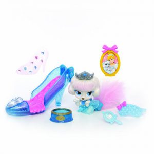 Disney Princess Palace Pets Beauty and Bliss Playset - Cinderella (Puppy) Pumpkin
