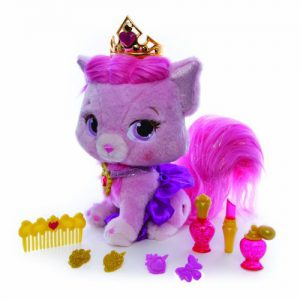Disney Princess Palace Pets Pamper Me Pretty - Aurora (Kitty) Beauty