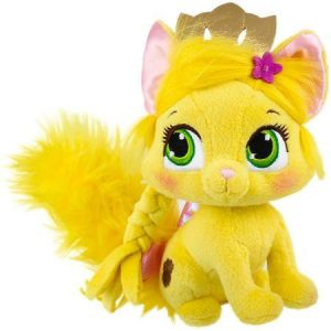 Disney Princess Palace Pets Plush Rapunzel's Kitty Summer