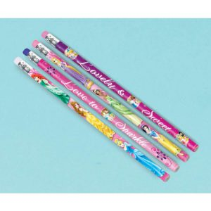 Disney Princess Pencils 12 per pack
