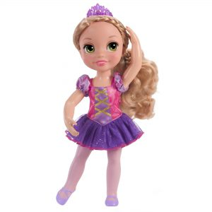 Disney Princess Rapunzel Ballerina Doll
