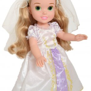 Disney Princess Rapunzel's Wedding Dress Toddler Doll