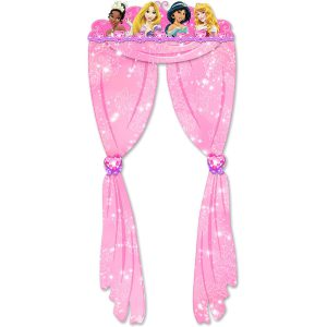Disney Princess Royal Event Door Curtain