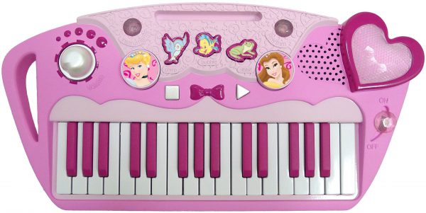 Disney Princess Royal Melodies Keyboard