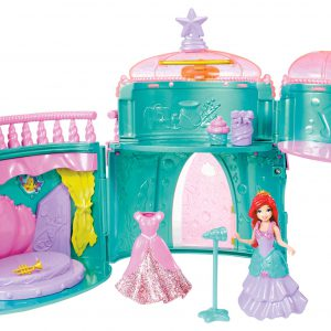 Disney Princess Royal Party Ariel Palace Playset