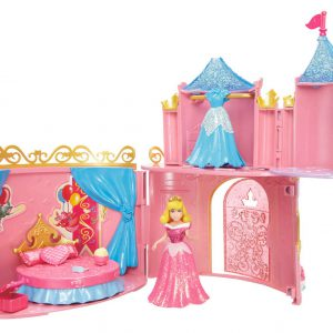 Disney Princess Royal Party Sleeping Beauty Palace Playset