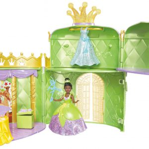 Disney Princess Royal Party Tiana Palace Playset