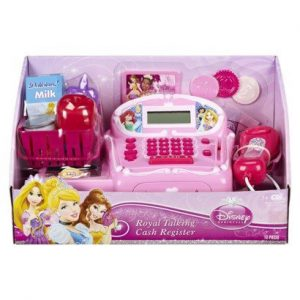 Disney Princess Royal Talking Cash Register