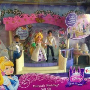 Disney Princess Royal Wedding Playset