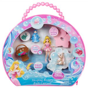 Disney Princess Sleeping Beauty's Deluxe Bath Bag