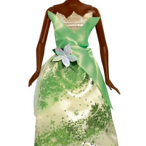 Disney Princess Sparkling Princess Tiana Doll - 2012