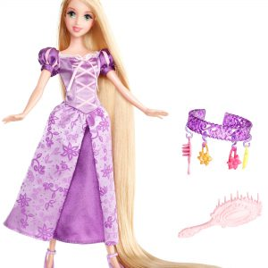 Disney Princess Tangled Forever Hair Rapunzel Doll