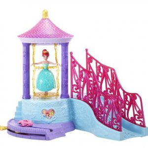 Disney Princess Water Palace Bath Playset (Discontinued by manufacturer)