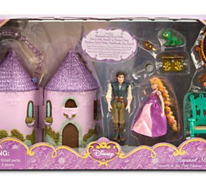 Disney Rapunzel Mini Castle Playset