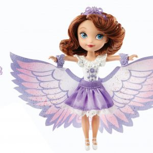 Disney Sofia The First 2-In-1 Costume Surprise Sofia Swan Dress Doll