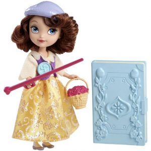 Disney Sofia The First Sofia Buttercup Scout Doll